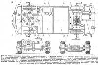 Рис. 12. Модель легкового автомобиля со снятым кузовом