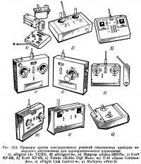 Рис. 12.3. Примеры других конструктивных решений современных приборов