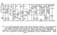 Рис. 14.7. Супергетеродинный приемник New Haven Elektronik «Telstar»