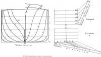 Рис. 17, а. Последовательные операции по уменьшению масштаба