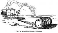 Рис. 4. Египтяне катят тяжести