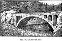 Рис. 45. Старинный мост