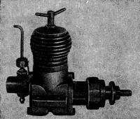 Рис. 66. Двигатель «Вебра Мах-1» первой категории
