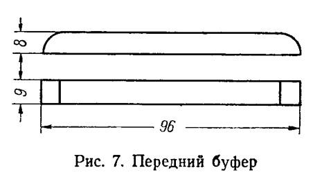 Рис. 7. Передний буфер