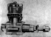 Рис. 85. Двигатель второй категории «Дулинг-29»