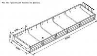 Рис. 98. Простейший бассейн из фанеры
