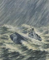 Рисунок баржи «Т-36»