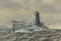 Рисунок подводной лодки «Северянка»