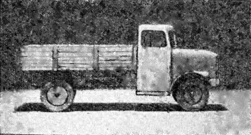 Внешний вид автомобиля ГАЗ-51
