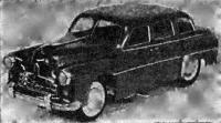 Внешний вид автомобиля с ДВС